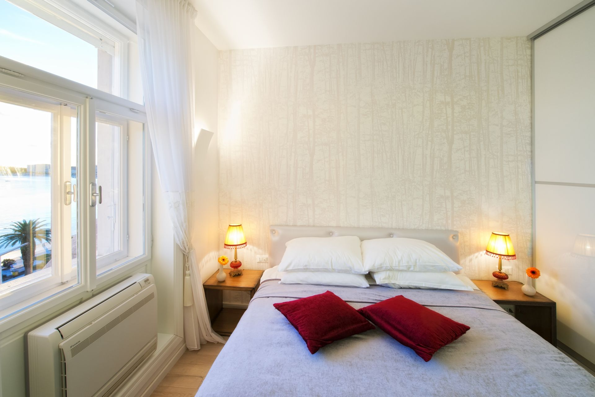 Riva Luxury Apartment bedroom